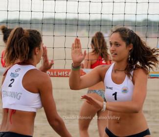 L'entusiasmante estate a suon di beach di Elisa Tonello