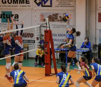 Conad Alsenese vs Parella Torino 1-3