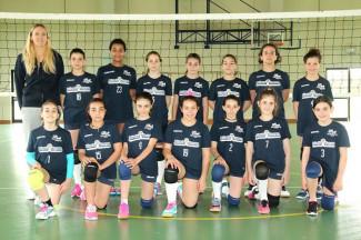 13° edizione dei Campionati Regionali UISP - Bene l'under 12 di Pallavolo Ferrara