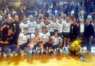 Volley Club Cesena supera la Zinella (3-0)