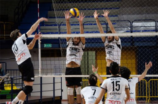 Energia Fluida Cesena – Perugia 0-3