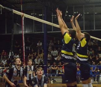 Volleystart con 30 squadre e' un successo