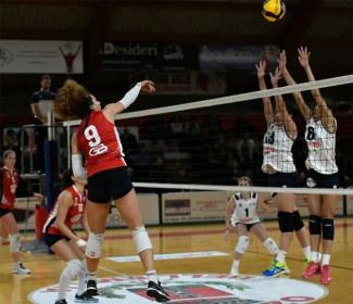 Pianamiele Volley Team Bologna vs Olimpia Ravenna 3-0