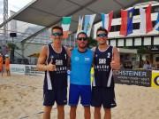 Beach Volley/Benvenuti e Paganelli quarti agli Europei SCD