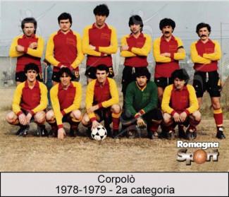FOTO STORICHE - Corpolò 1978-79
