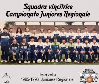 FOTO STORICHE - Iperzola Juniores 1995-96