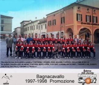 FOTO STORICHE - AC Bagnacavallo 1997-98