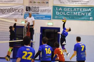 Rubicone In Volley RIV-Pallavolo Viserba 3-0