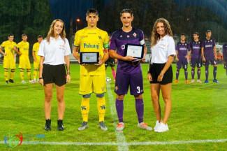 Città di Vignola - Fiorentina-Chievo Verona 5-3 dcr