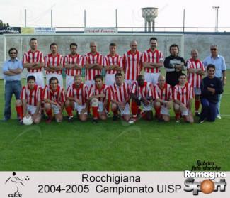 FOTO STORICHE - Rocchigiana 2004-05