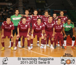 FOTO STORICHE - BiTecnology Reggiana 2011-12