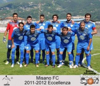 FOTO STORICHE - Misano FC 2011-12