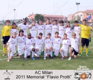 FOTO STORICHE - AC Milan Esordienti 2010-11