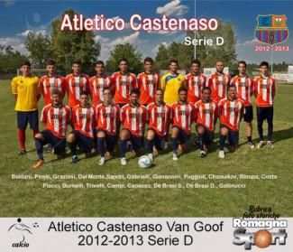 FOTO STORICHE - Atletico Castenaso Van Goof 2012-13