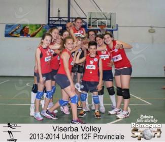 FOTO STORICHE - Under 12 Viserba Volley 2013-14