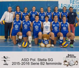 FOTO STORICHE - ASD Pol. Stella SG Rimini 2015-16