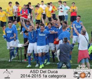 FOTO STORICHE - ASD Del Duca 2014-15
