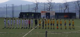 Goleada per gli Allievi Interprovinciali San Marino Academy