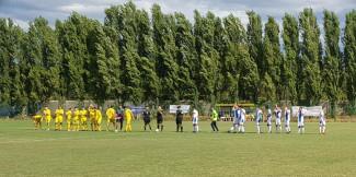 Airone 83 vs Osteria Grande  1 - 0