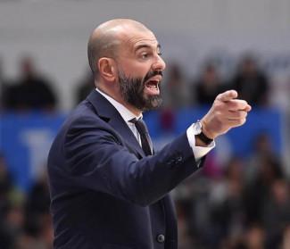 """Buscaglia presenta la sfida con Cantù: """"Impegno tecnico, fisico ed emotivo"""""""