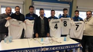 Mercato: il Castelvetro ufficializza 5 rinforzi!