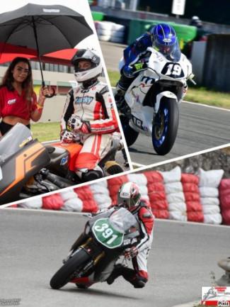 Nel 2020 Andrea Raimondi, Phaedra Theffo e Simone Lugarini saranno i piloti del Lucky Racing Team.