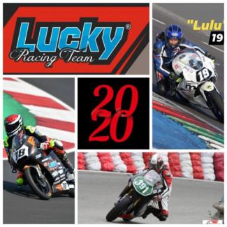 Lucky Racing Team: risultati stagione agonistica 2020 e programmi 2021dei suoi piloti.