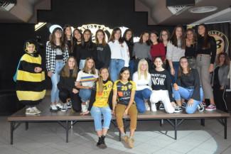BVOLLEY ROMAGNA: Le Formazioni BVolley U14F e U16F si presentano all'inizio dei campionati con un look rinnovato !
