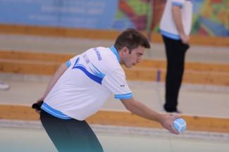 Bocce :il sammarinese Enrico Dall'Olmo vince l'Oro ai Giochi del Mediterraneo