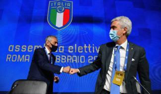 Gravina rieletto presidente della FIGC