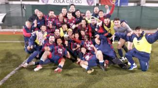 Guastalla-Carpena 3-0 dts