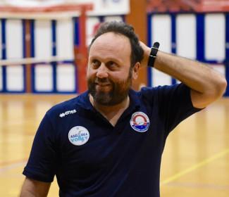 Luca Nanni lascia la guida tecnica dell'Idea Volley