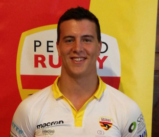 Matteo Piccioli alla Pesaro Rugby