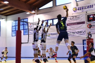 SAB Heli Rubicone-Kerakoll Sassuolo 0-3