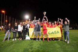 Riese Cup - Successo della Scappatidicasa FC
