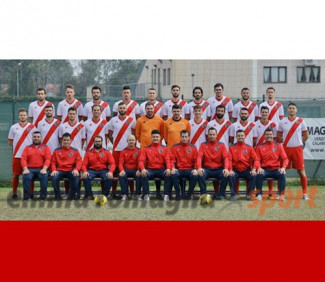 On line le foto 2019-2020 della F.C.D. Athletic Correggio