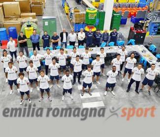 On line le foto 2020-2021 della A.S.D. Atletic C.D.R. Mutina