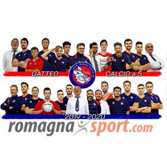 On line le foto 2019-2020 della A.S.D. Ceisa Gatteo Calcio a 5