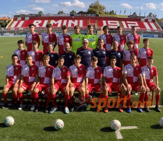 On line le foto 2019-2020 della Rimini Calcio F.C. S.r.l.