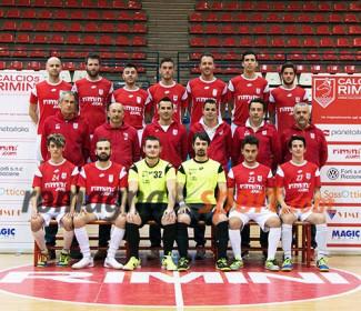 On line le foto 2018-2019 della A.S.D. Calcio a Cinque Rimini