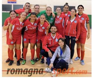 Futsal sammarinese:  tornano al successo le ragazze, colpaccio Faetano