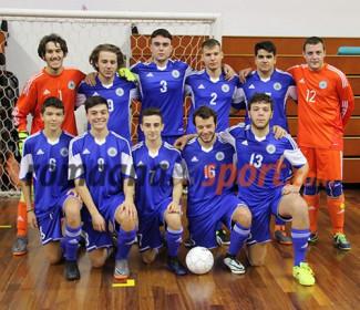 Stasera i quarti della Futsal Cup sammarinese