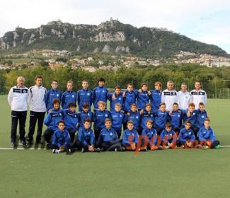 Il programma delle Giovanili della San Marino Academy