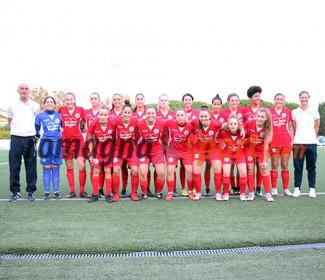 Le gare di Juniores, Giovanissime ed Esordienti della San Marino Academy femminile