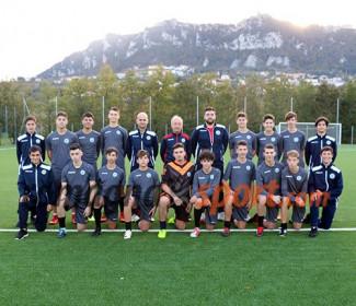 On line le foto 2018-2019 della San Marino Academy Allievi Provinciali