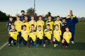 Giovanili Marignanese, 7 squadre in campo nel weekend
