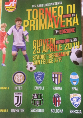 San Felice - 7a edizione del Torneo Primavera