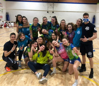 Under 19 - ITAS Volley Academy PC - Wimore Singergy Calerno  3-0