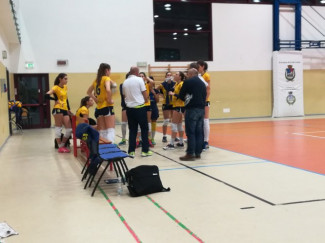 FSE Progetti Rubicone In Volley-Cervia Volley 1-3