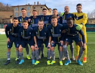 Sporting Franciacorta vs Sasso Marconi Zola 1-2